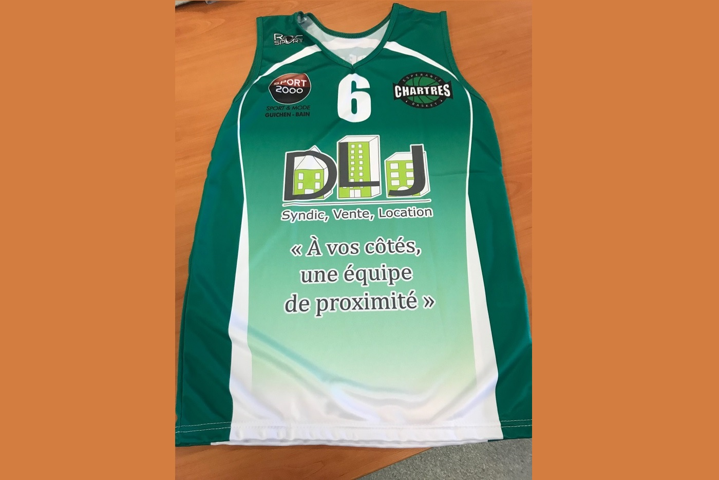 Basket Chartres de Bretagne