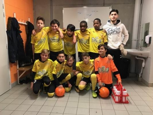 Football - U13 Cleunay