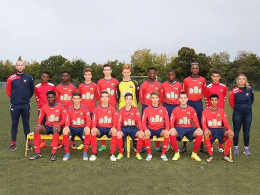 Football - U17 Cesson-Sévigné